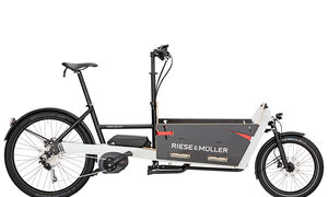 Riese & Müller Packster nuvinci 60 / 80