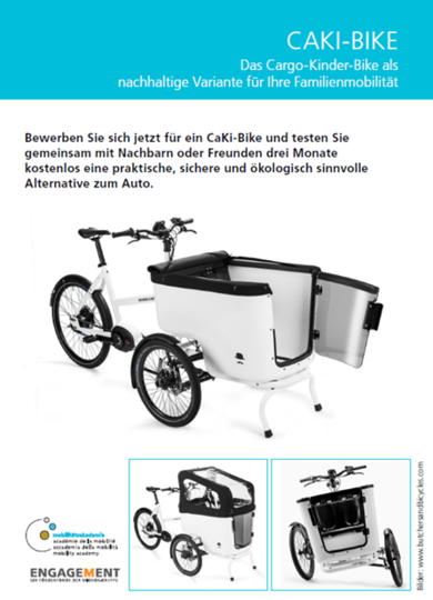 Flyer CaKi-Bike 2015